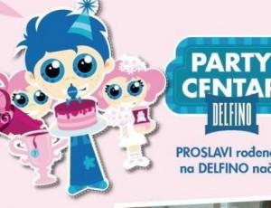 Party centar DELFINO