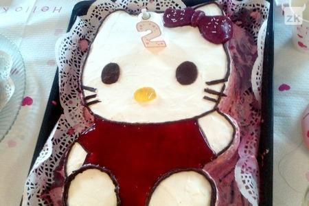 Dječja torta Hello Kitty
