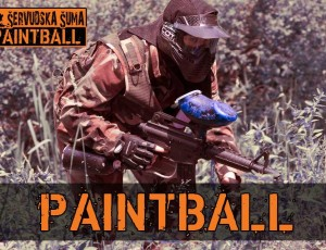 Paintball proslave rođendana!