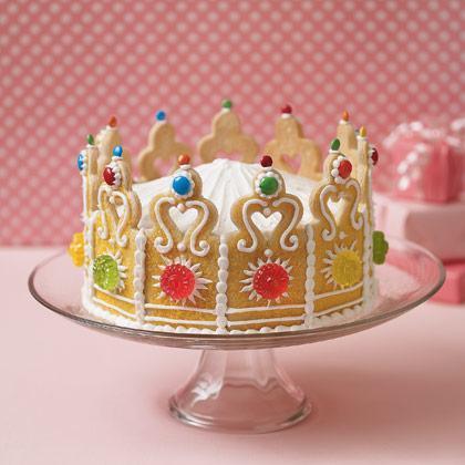 """Torta """"Princezina kruna"""""""