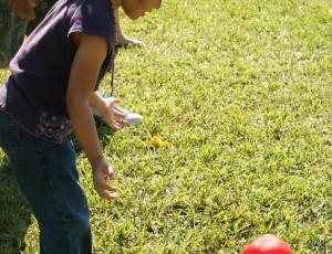 Igra sa vodenim balonima