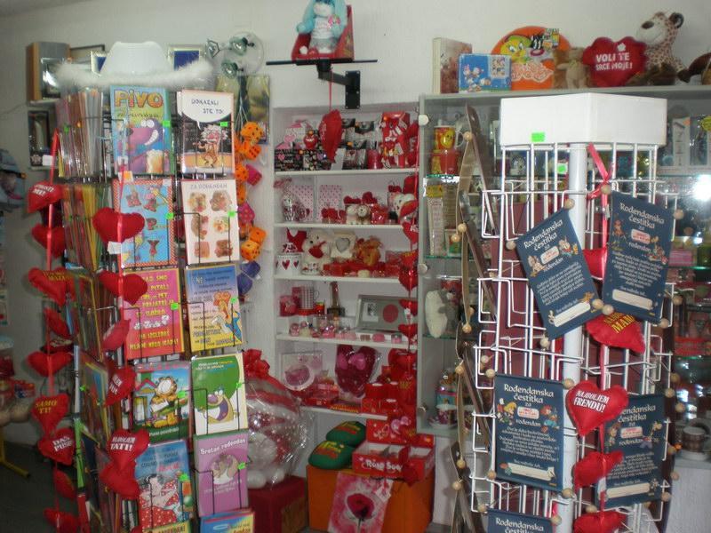 Petarda-Gift & balon shop slika