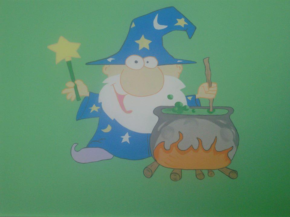 Igraonica Mali Čarobnjak slika