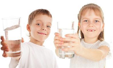 Važnost vode za dječji organizam