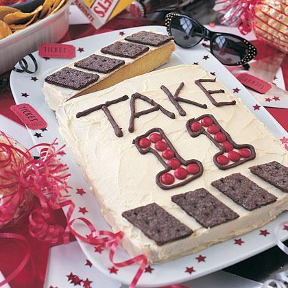 Video torta