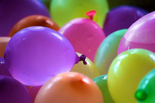 """Igra""""Vodeni baloni"""""""