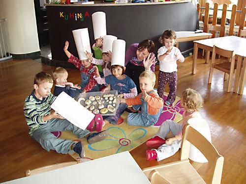 Dječji vrtić LEPTIRIĆ LU – KAJZERICA slika