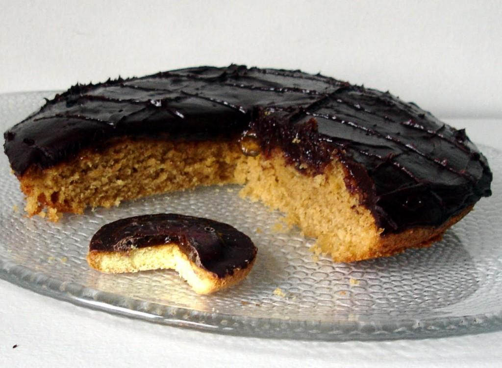 Jaffa torta