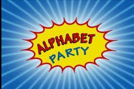 Abecedni rođendanski party