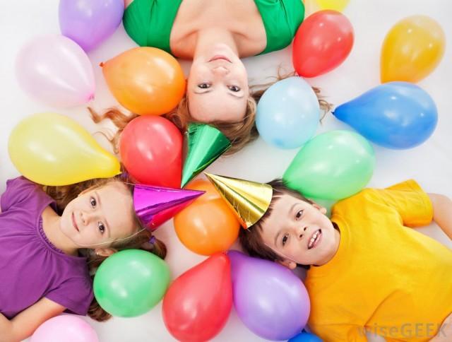 Baloni za idealan dječji ročkas-Baloni Pleter