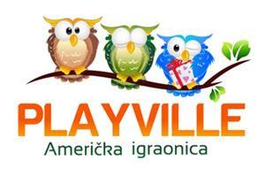 Playville američka igraonica u Splitu - jutarnji program