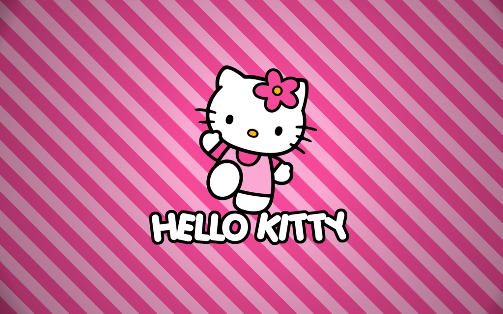Hello kitty rođendanski party by Klub Jump
