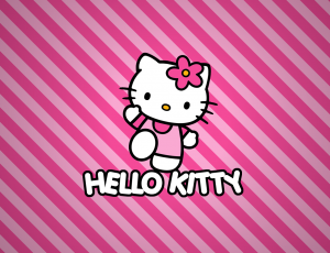Hello kitty rođendanski party by Klub Jump
