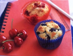 Bobičasti muffin