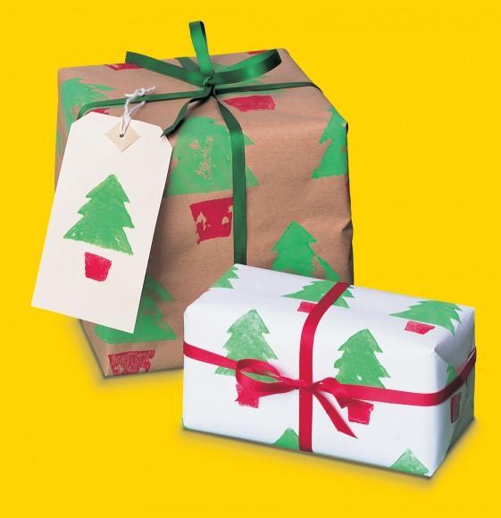 Uradi sam: Ukrašavanje poklona