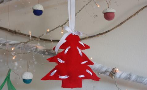 Uradi sam: Božićna drvca