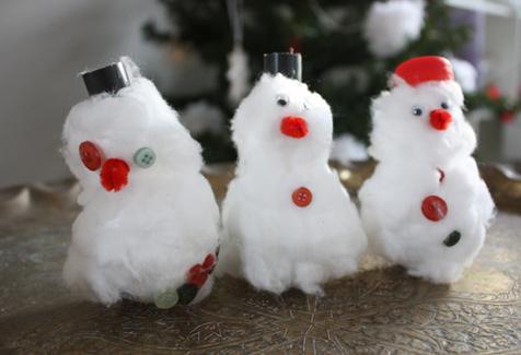 Uradi sam: Snjegovići