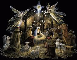 Božić-kratka povijest rođenja Isusovog