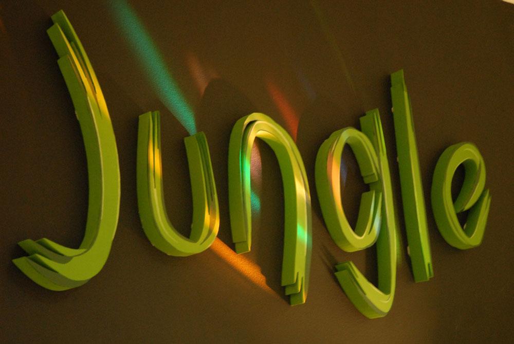 Plesni centar Jungle slika
