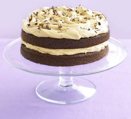 Čokoladna torta sa kavom