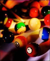 8 Ball biljar klub slika