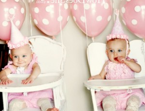 Party za blizance-do 4 god