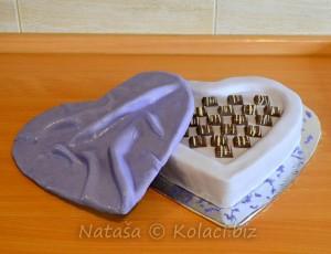 Dekoracija torte - Bajadera