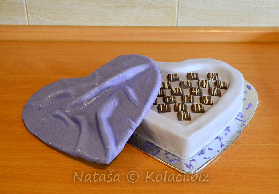 Dekoracija torte – Bajadera
