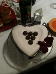 Naša izvedba torte :)