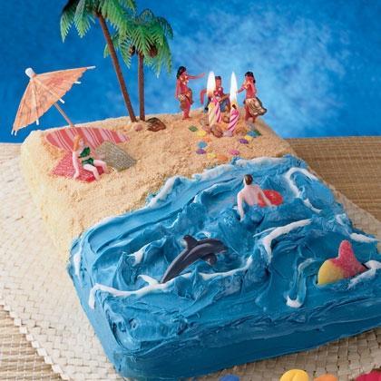 Hawaii torta