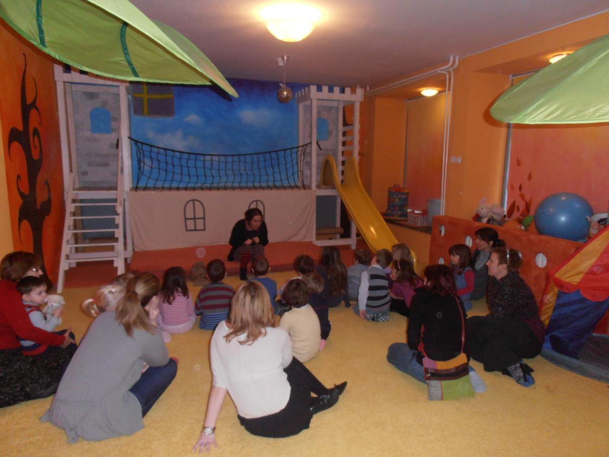 Storytelling u igraonici