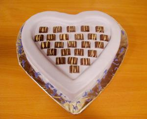 Torta izgledom Bajadera – Recept Jaffa