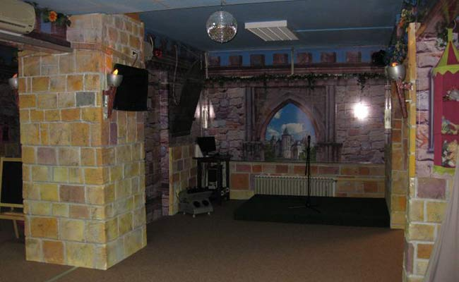 Dvorac Camelot slika