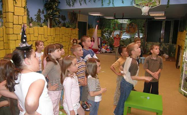Igraonica Jungle Play 1 slika
