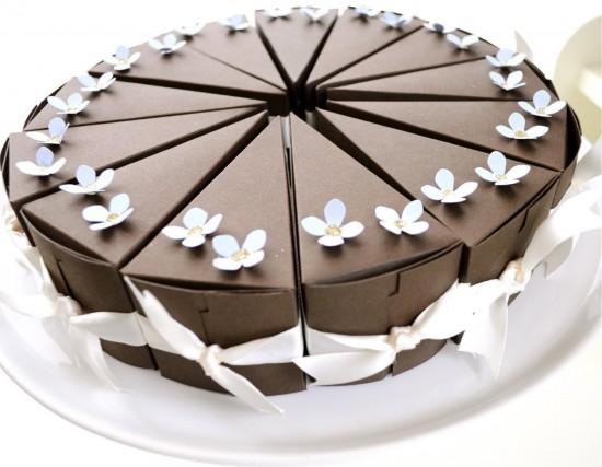 Torta od kartona : Uradi sam