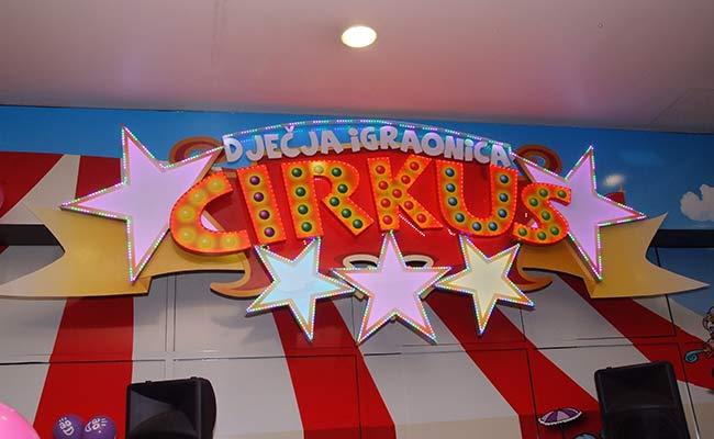 Igraonica Cirkus slika