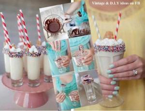 Milkshake od vanilije