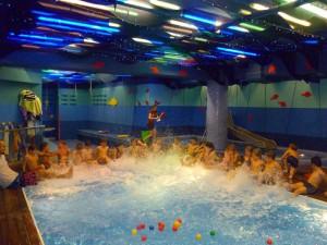 Educarena proslava rođendana u bazenu!