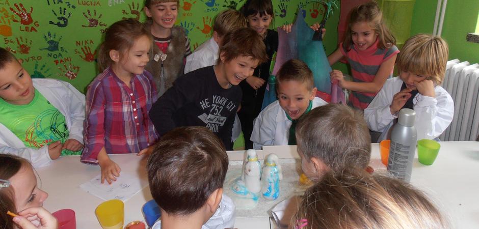 Znanstveni eksperimenti za djecu