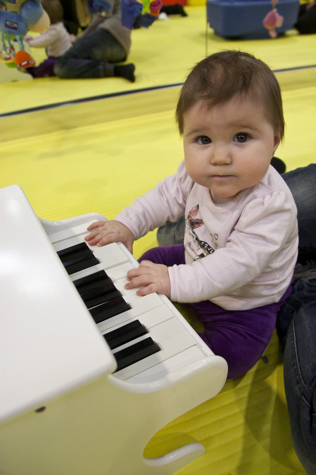 Baby party u Educareni