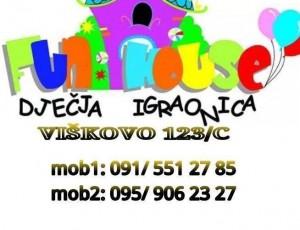 Dječja igraonica Fun house