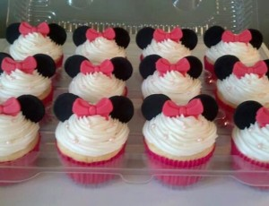 Rođendanski Cupcakesi