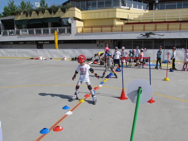 LJETNI KAMP NA ŠALATI - lipanj i srpanj 2015