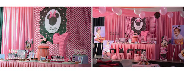 Minnie Mouse Party Dječji Rođendani