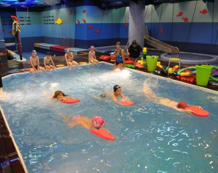 Intenzivan tečaj plivanja lipanj i srpanj 2015