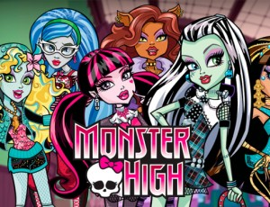 Monsters High rođendan