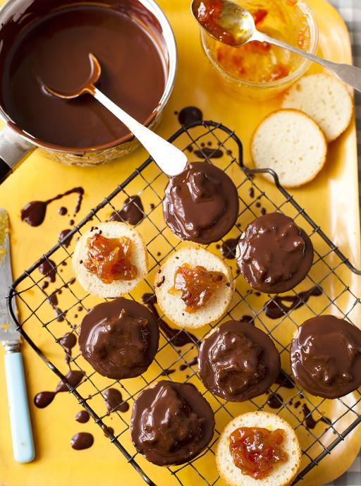 Napravi jaffa kekse kod kuće