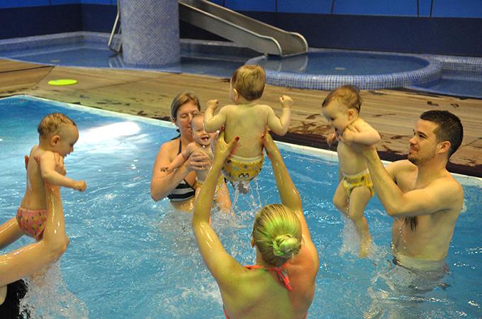 Mala sportska akademija 0-1-2-3 – za bebe i djecu od 4 mjeseca do 3 godine