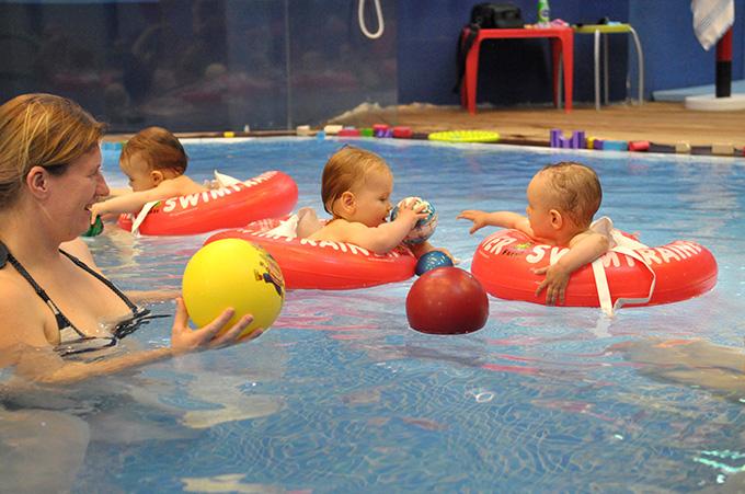 Mala sportska akademija 0-1-2-3 - za bebe i djecu od 4 mjeseca do 3 godine