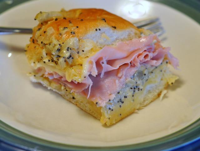 Kraljevski sendvići sa šunkom